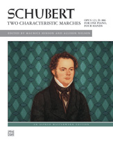 Two Characteristic Marches, Op. 121, D. 886