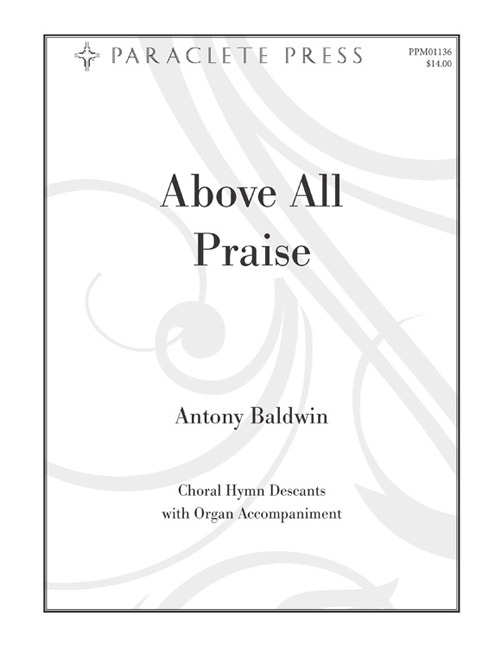 Above All Praise