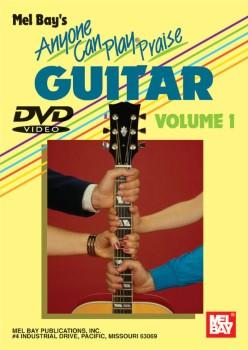 Anyone Can Play Praise Guitar DVD