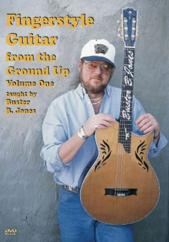Fingerstyle Guitar from the Ground up No. 1