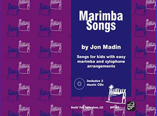 Marimba Songs  Cover