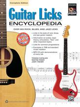 Guitar Licks Encyclopedia