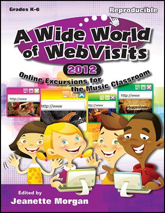 Wide World of Web Visits 2012