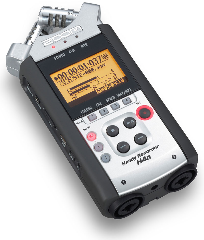H4nSP Handy Recorder