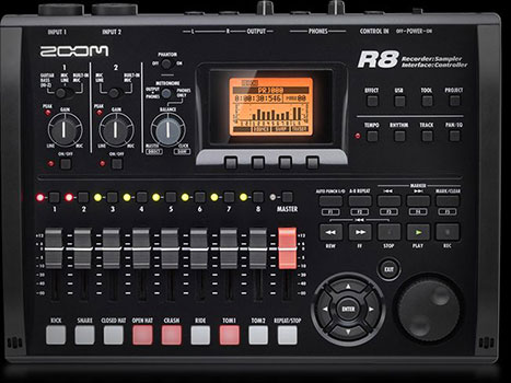 R8 Recorder Interface Controller