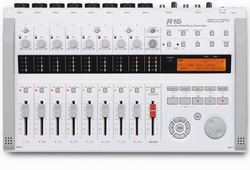 R16 Recorder Interface Controller