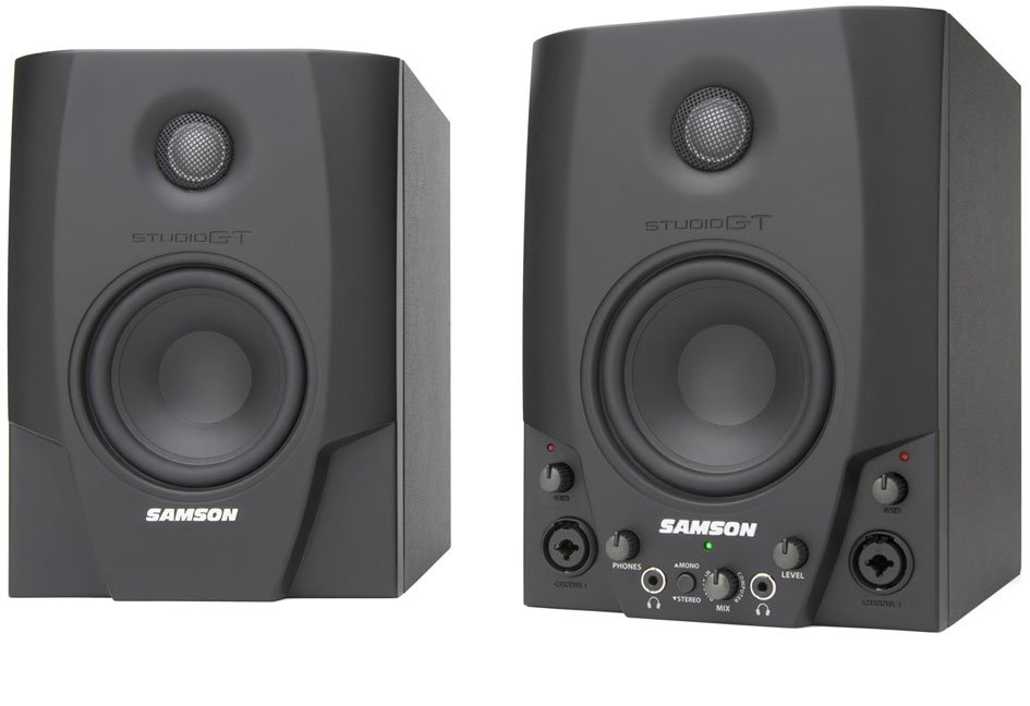 MediaOne M30 Active Studio Monitors