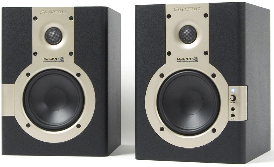 Mediaone 5a Active Monitors (Pair)
