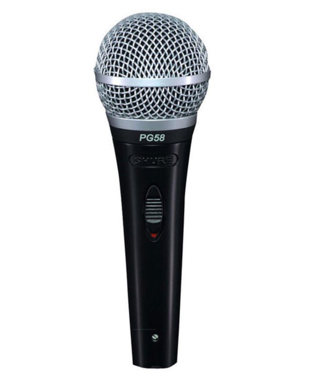Shure PG58 Microphone