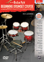 On the Beaten Path Beginning Drum Set Course #1