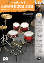 On the Beaten Path Beginning Drum Set Course #3