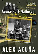 ACUNA HOFF MATHISEN TRIO IN CONCERT DVD/CD SET
