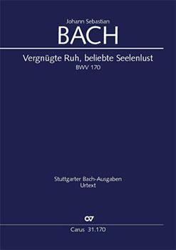 Cantata No. 170