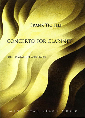 Concerto for Clarinet and Winds