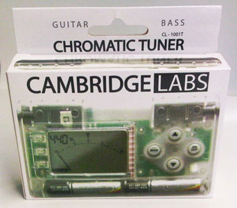Cambridge Labs Chromatic Tuner
