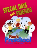 Volume No. 3 Special Days and Friends