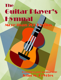 The Guitar Players Hymnal  Cover