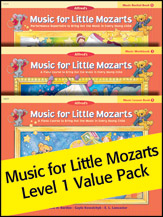 Music for Little Mozarts Level 1