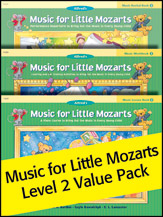 Music for Little Mozarts Level 2