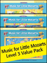 Music for Little Mozarts Level 3