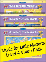 Music for Little Mozarts Level 4