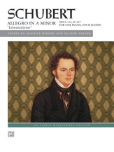 Allegro in A Minor, Op. 144