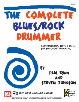 The Complete Blues/ Rock Drummer