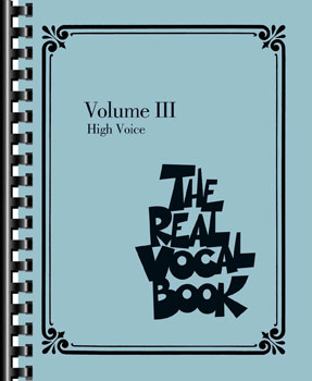 The Real Vocal Book Volume 3
