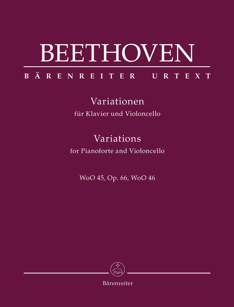 Variations for Piano and Cello