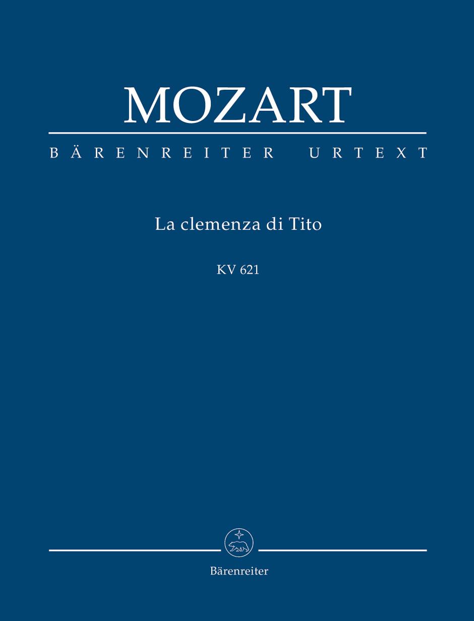 La Clemenza Di Tito, K. 621