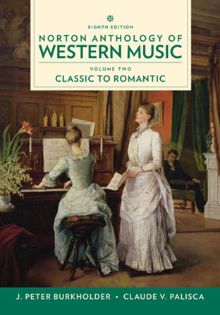 Anthology of Western Music #2 Classic to Romantic