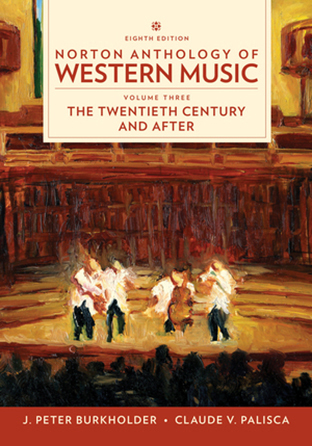 Anthology of Western Music #3 20th Century