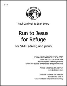 Run to Jesus for Refuge