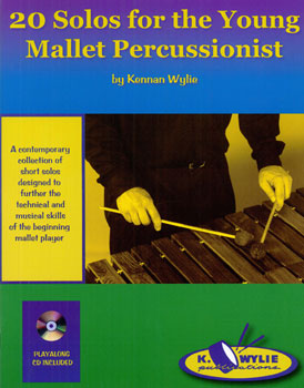 20 Solos for the Young Mallet Percussionist