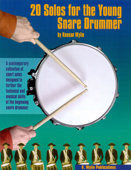 20 Solos for the Young Snare Drummer