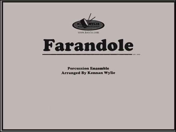 Farandole Cover