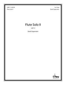Flute Solo II