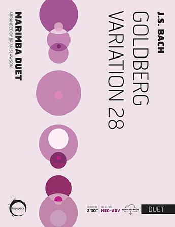 Goldberg Variation No. 28