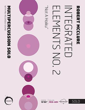 Integrated Elements No. 2 : Not a Haiku