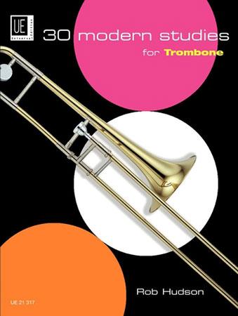30 Modern Studies for Trombone