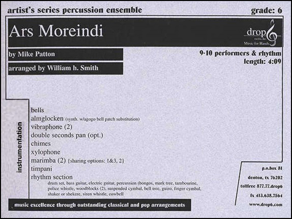 Ars Moreindi