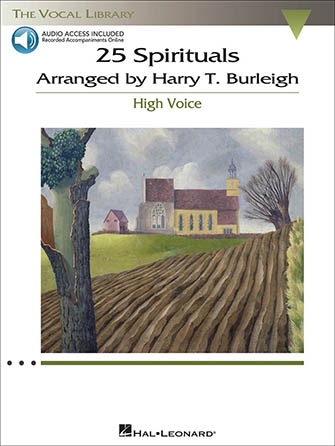 25 Spirituals Arranged by Harry T. Burleigh