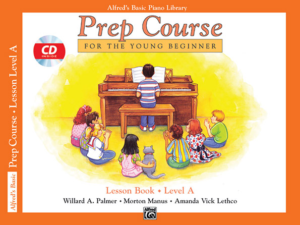 Alfred's Prep Course for the Young Beginner Thumbnail