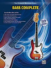 Ultimate Beginner Series Bass Complete