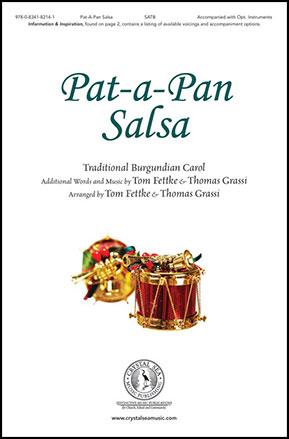Pat-a-Pan Salsa