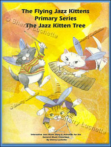 The Jazz Kitten Tree