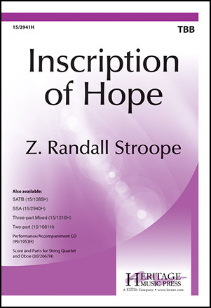 Inscription of Hope Thumbnail