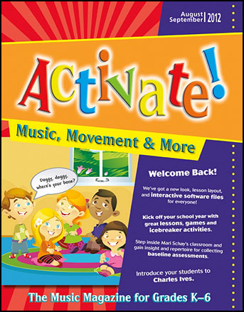 Activate Magazine August 2012-September 2012