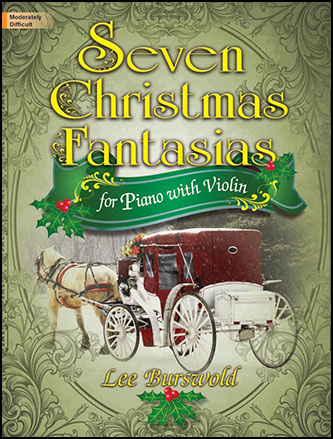 Seven Christmas Fantasias for Piano with Violin
