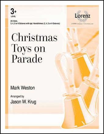Christmas Toys on Parade